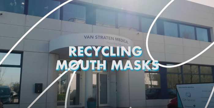 Curadero Van Straten Medical, donde se emplean Tapabocas Reutilizables